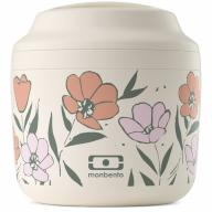 Termo sòlids Monbento acer 550 ml graphic bloom