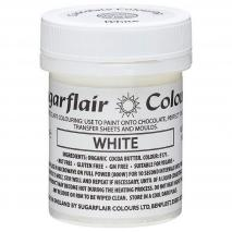 Colorante Chocolate base manteca cacao blanco