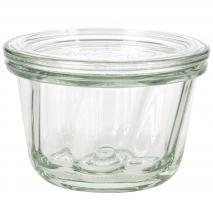 Molde cristal para horno Weck Gugelhupf 165 ml
