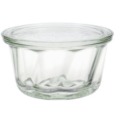 Molde cristal para horno Weck Gugelhupf 280 ml
