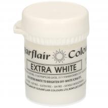 Colorant en pasta concentrat 42 g extra blanc
