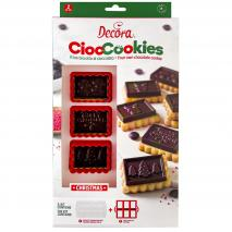 Set tallador galetes i motllo xocolata Nadal