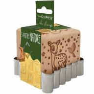 Tallador galetes i segells de fusta Woodland