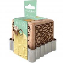 Tallador galetes i segells de fusta Natura