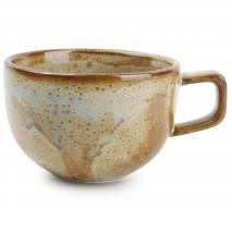Tassa café con leche degradat