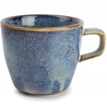 Taza café cortado degradado