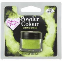 Colorante polvo RD 2 g Verde Primavera